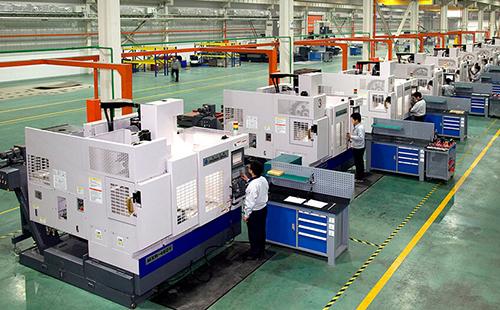 数控机床作为工业母机