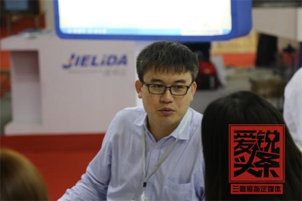 圣戈班特种颗粒与粉末事业部大中华区销售总经理张云浩