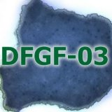 白刚玉堆积固结磨料DFGF-03
