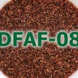 棕刚玉固结磨料DFAF-08
