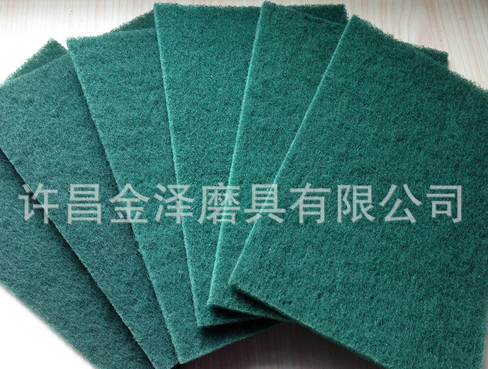 綠色工業百潔布