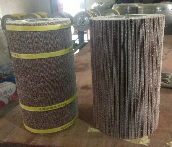 華美達公司專業生產:千頁輪 千頁片 砂布輪