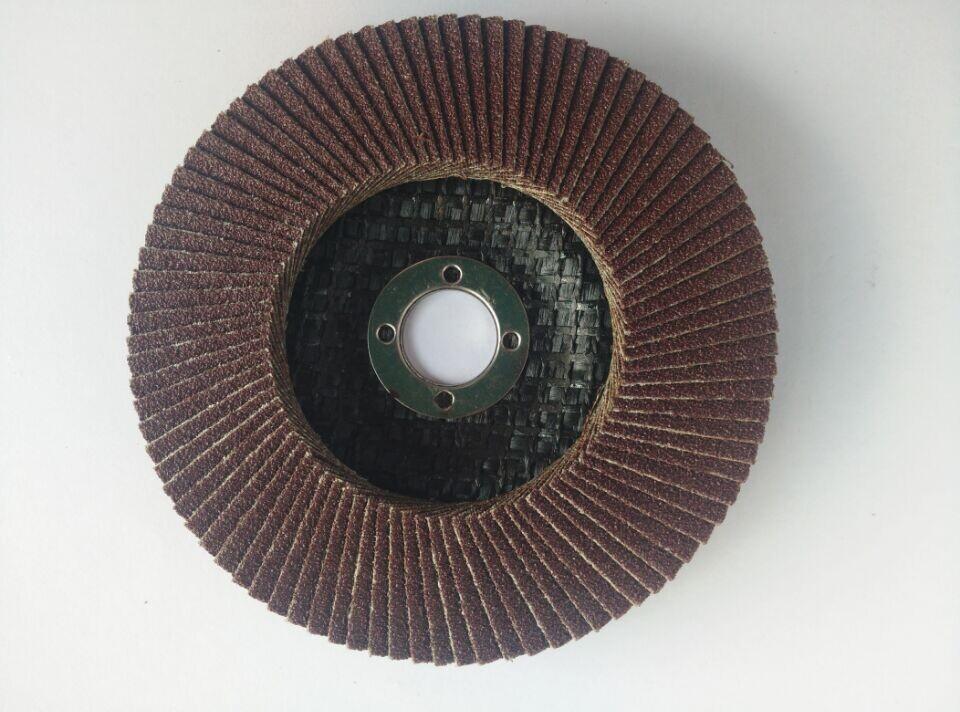 固銳002平面砂布輪
