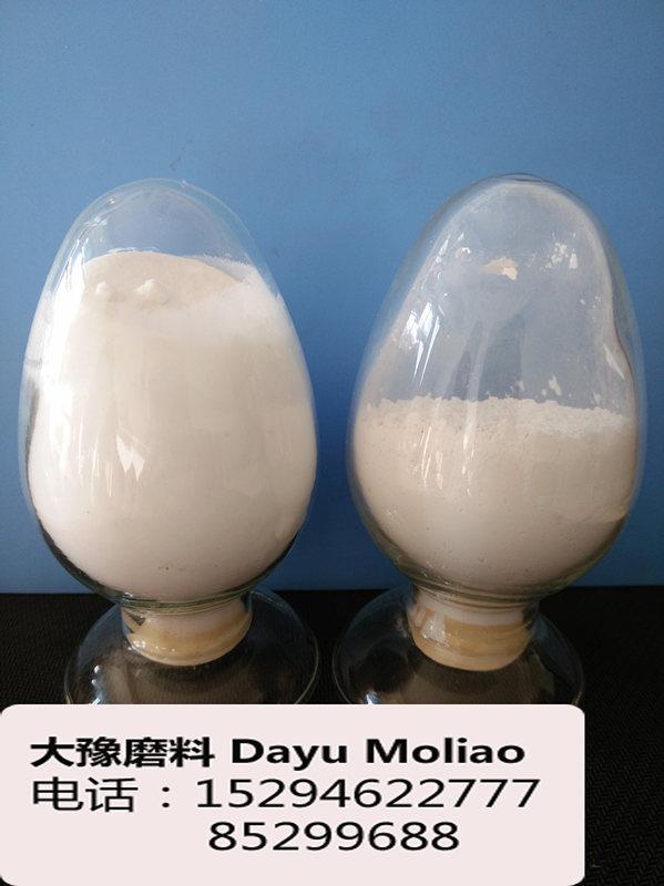 高純99%白剛玉研磨噴砂磨料  一級品質免費寄樣品