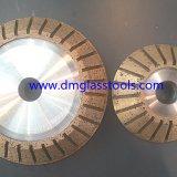 异型机圆,双,鸭嘴边金刚石磨轮/玻璃专用