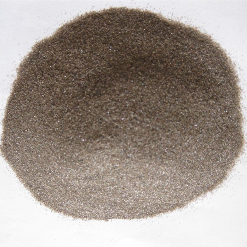 喷砂用棕刚玉磨料